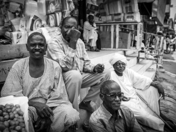 Sudan land stolen
